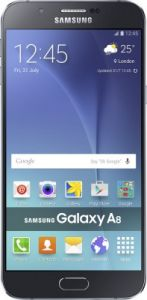 Samsung A8 Mobile Phone( Black,32gb) With Manufacturer Warranty