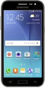 Samsung Galaxy J2 Mobile Phone(black) With Manufacturer Warranty