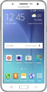 Samsung - Samsung Galaxy J5 Mobile phone (White) With Manufacturer Warranty