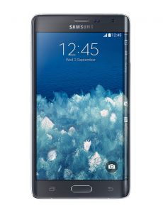 Samsung - Samsung Galaxy Note Edge Black - 32 GB
