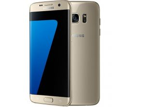 Samsung - Samsung Galaxy S7 edge 32GB smart phone