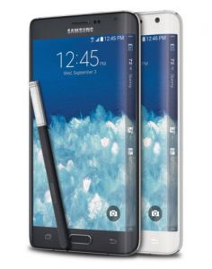 Used Samsung EDGE Galaxy Note 4 Mobile Phone