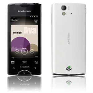 Sony Ericsson Mobile phones - Sony Ericsson Xperia Ray ST18i mobile phone