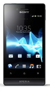 Sony Mobile Phones, Tablets - Sony Xperia Miro mobile phone