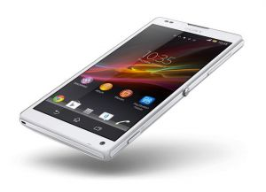 Sony Xperia Sp Mobile Phone (white)