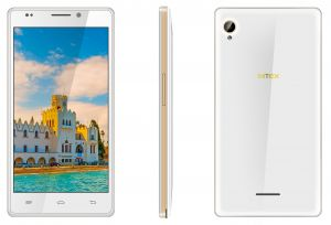 Intex Aqua Speed HD Smartphone (white Champagne)