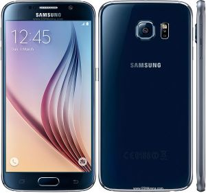 Samsung Galaxy S6 32GB Black With Manufacturer Warranty Mobile Phone