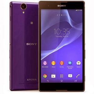 Sony T3 Mobile Phone Purple
