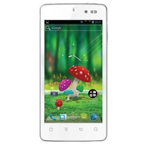 Karbonn S1 Titanium Mobile Phone (white)