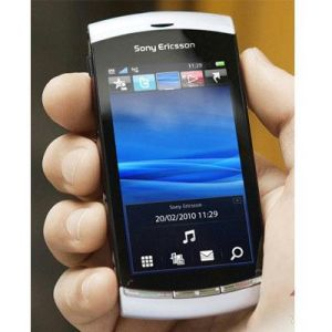 New Sony Ericsson Vivaz Mobile Phone