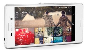 Sony Mobile Phones, Tablets - Sony Xperia M4 Aqua Mobile - White With Manufacturer Warranty