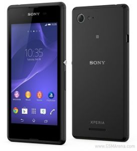 Sony Xperia E3 - Single Sim
