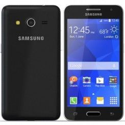 Samsung Galaxy Core 2 (black) With Manufacturer Warranty Mobile Phone
