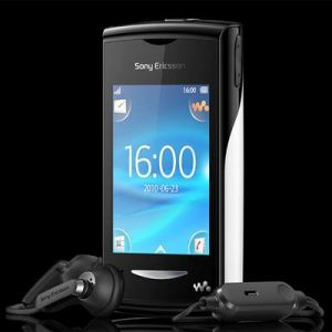 Sony - New Sony Ericsson Yendo mobile phone