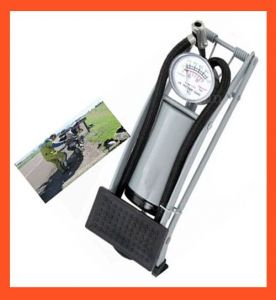 Power Tools - Emergency Foot Pump With Thick Gauge Capacity