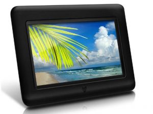 Digital Photo Frames - Millennium 7 Inch Multifunction Digital Photo Frame With USB SD Card Support & Remote