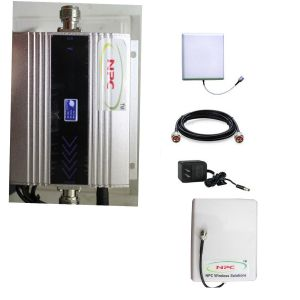 Npc Universal 3G Signal Booster For All Network - Full Kit