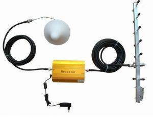 Mobile Accessories - GSM 900 MOBILE  SIGNAL  BOOSTER WITH OUTDOOR YAGI ANTENNA