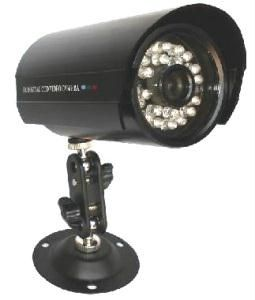 Npc Weather Proof IR Cctv Camera (sharp 420 Tvl)