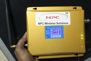 Npc GSM Dual Band 900/1800 Mhz Signal Booster - All 2G (gsm)