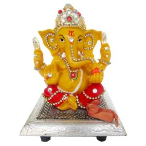 Modak Ganesha On Chawki