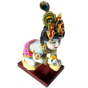 Krishna As Madan Gopal Idol