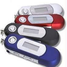 USB Pen Drives - 4GB MP3 Player 5 In 1 With Warranty
