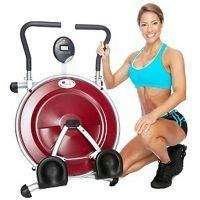 Exercise Bikes - Ab Circle Pro 2010 Model With Calorie Counter