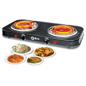 Hot plates - Ipro Dual Hot Plate-001 Electrical Cooking Cooktop