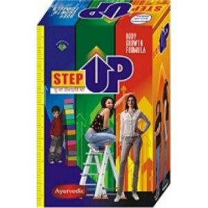 Personal Care & Beauty ,Health & Fitness  - Step High Height Increaser Food Supplement