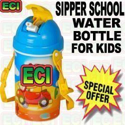 Kids' Accessories (Misc) - Sipper Water Bottle For School Kids