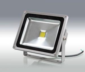 Lighting fixtures - Flood Light 50w High Lumens Grey Body, Warm White, 2700k Heavy Duty, Waterproof Ip66