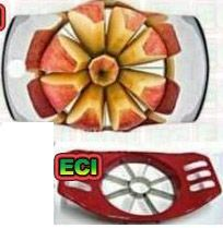 Instant Apple Cutter Slicer