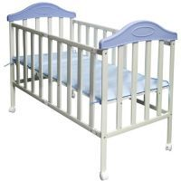 Home Utility Furniture - Kids Baby Cot Baby Bed Foldble