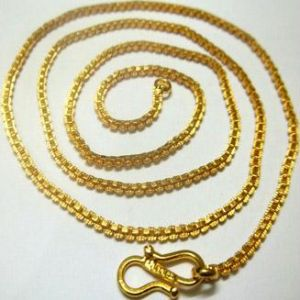 Chains (Imititation) - Artificial Chain for Gents & Ladies 1g Gold Plated