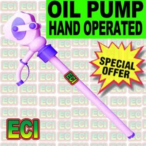 Kitchen Measures - Oil Pump, Vacuum Oil Extractor, Hand Operated