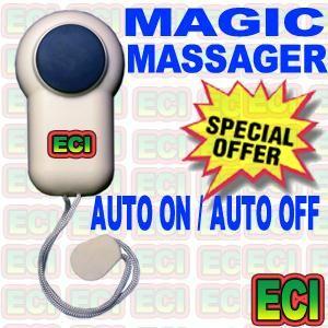 Auto-ON, Auto-OFF Full Body Compact Magic Massager