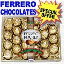 Chocolates - Ferrero Rocher Chocolates for Diwali