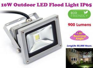 Outdoor led lights - Gadget Hero's 10w LED Outdoor Flood Light White Focus Waterproof
