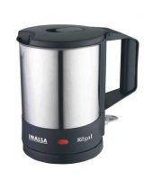 Inalsa Kitchen Utilities, Appliances - Inalsa 1 Ltr Regal Electric Kettle Silver
