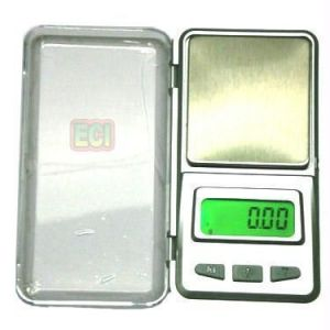 Home Accessories - .01g-200g Pocket Electronic Digital Weighing Scale