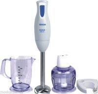 Inalsa Home Decor ,Kitchen  - Inalsa Robot 300c Hand Blender With Detachable Stainless Steel Stem