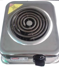 Hot plates - Electric Single Burner Hot Plate Cooking Kitchen Cookware With Isi Element