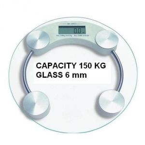 Health & Fitness - Digital LCD Personal Weighing Scale Body Weight Machine