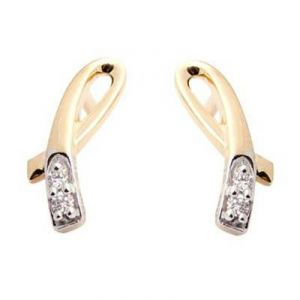 Traditiona Fashion Shape Earring Agse0166
