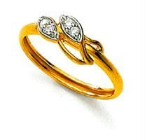 Ag Real Diamond Stone Oval Shape Ring Agsr0055