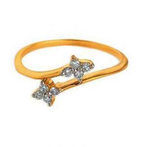 Similar Flower Shape Diamond Ring Agsr0153