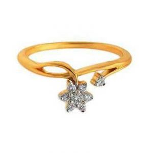 Dangling Sky Star Shape Diamond Ring Agsr0170
