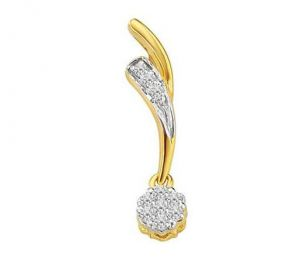 Avsar Real Gold And Diamond Stunning Look