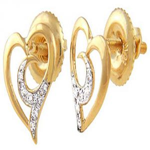 Ag Real Diamond Krutika Earring Agse0105a